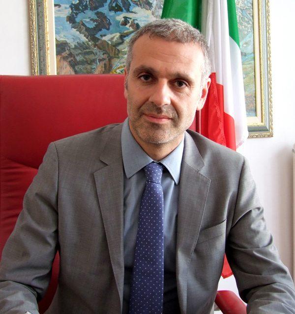 Maurizio Donisi – Sindaco di Albano Sant'Alessandro