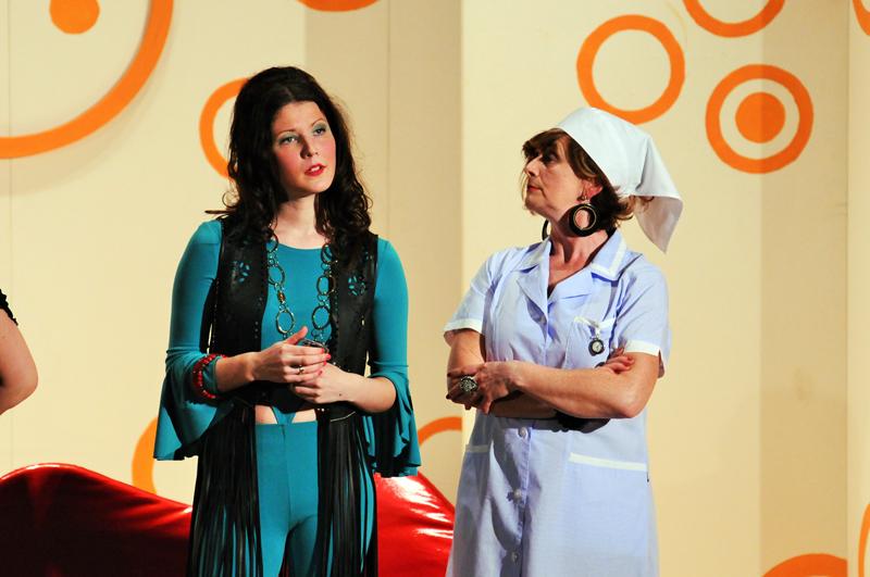 """In scena la compagnia teatrale """"Franco Barcella"""""""