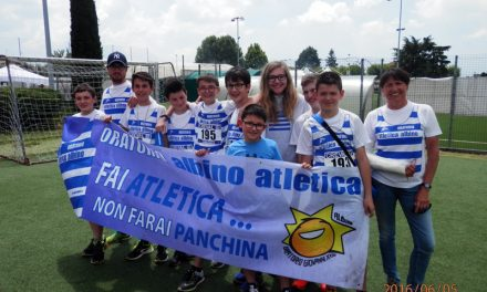Grande risultato dell'atletica albinese grazie a una collaborazione vincente