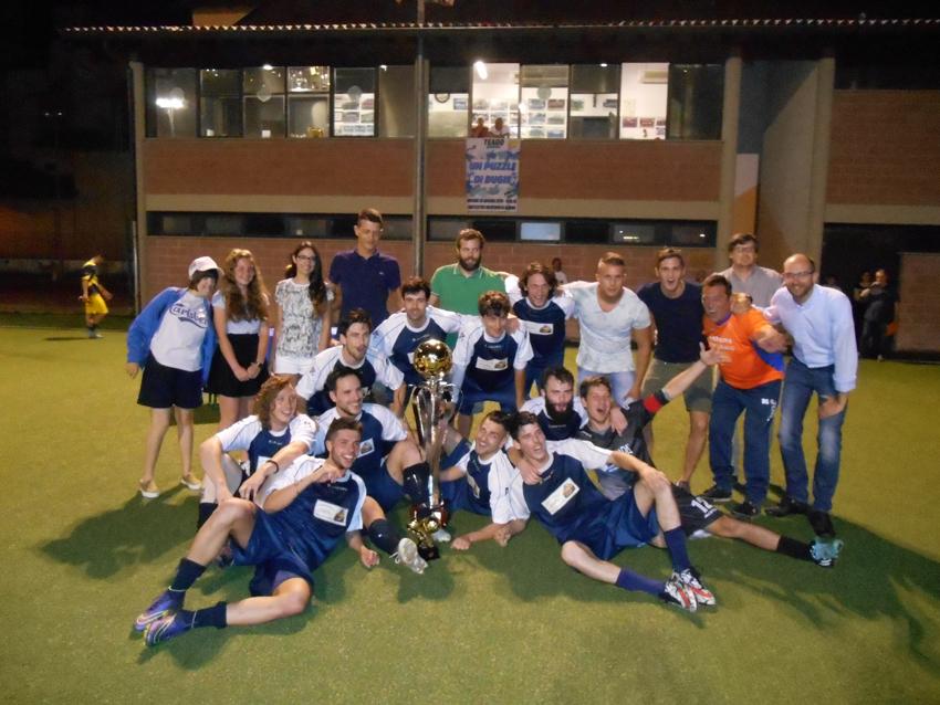 34° Torneo Notturno di calcio: per il secondo anno consecutivo vince la Carrozzeria Pulcini