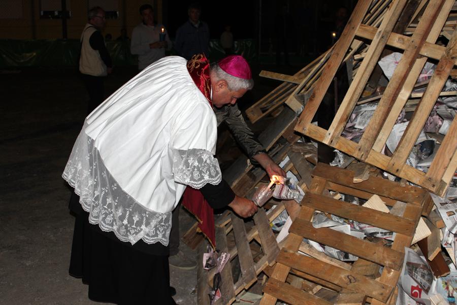 Anche il vescovo di Bergamo alla festa patronale di San Maurizio