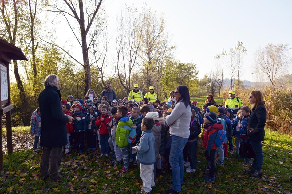 Giornata del Ringraziamento: lezioni in campagna per le scuole elementari
