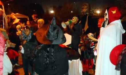 Tanti bambini alla terza edizione della Festa di Halloween