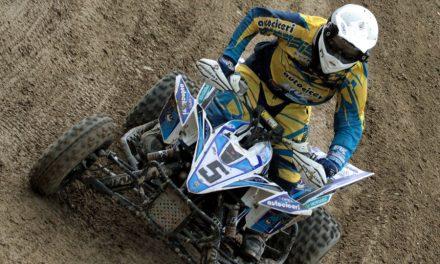 A tutto gas: romba il quad di Gregorio Ciceri, giovane pilota emergente