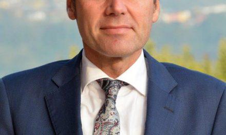 RICCARDO CAGNONI  Presidente del Comitato per il prolungamento del tram da Albino a Vertova