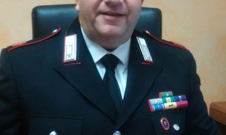 Mar. A. s. UPS FRANCESCO CHIOFALO  Comandante della Stazione dei Carabinieri di Albino