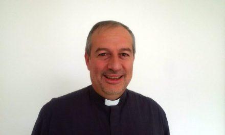 Don Guido Sibella,  parroco di Cene