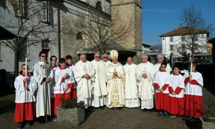 Grande festa per il 600° anniversario dell'Apparizione della Madonna delle Rose