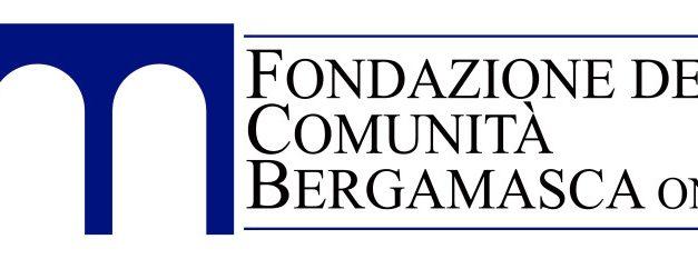 """La """"Fondazione Comunità Bergamasca"""" in campo per promuovere la """"cultura del dono"""""""