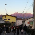 """Buona presenza di visitatori al """"Presepe Vivente"""", un evento ormai sovracomunale"""