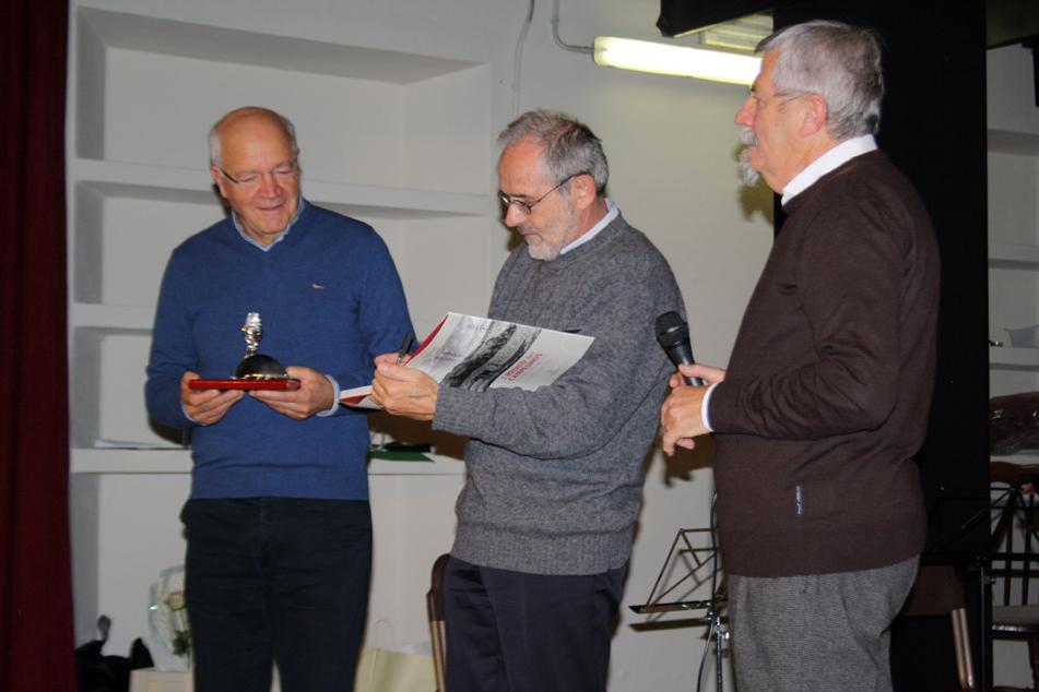 """Il """"medico dei campesinos"""" Pietro Gamba e il """"Cavaliere del Lavoro"""" Pierino Persico"""
