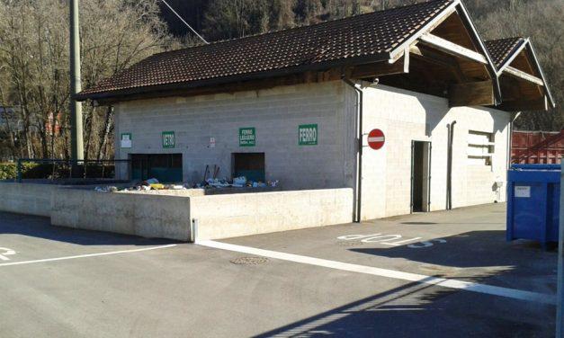 Centro di raccolta dei rifiuti: si consolidano i risparmi del nuovo modello gestionale