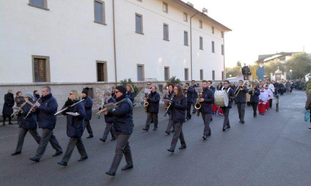 Comunità in festa per il monaco benedettino San Mauro