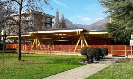 Grazie alpini …Parco Alessandri sempre più bello!
