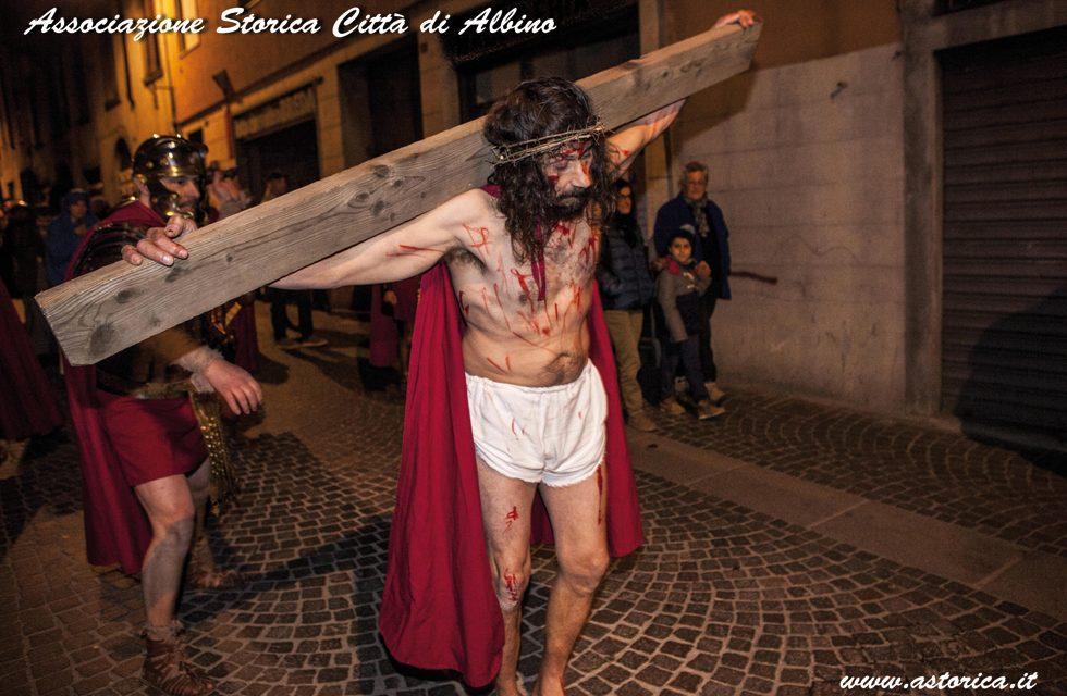 """7 aprile 2017: la """"Passione di Cristo"""" si ripresenta non numerose novità"""