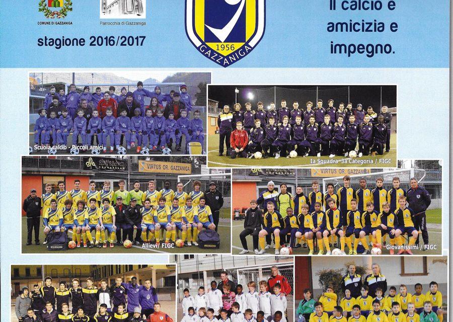Calcio con passione: l'insegnamento della Virtus Oratorio Gazzaniga