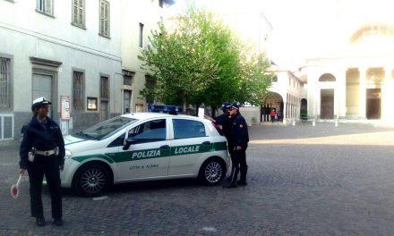Sicurezza Urbana: 80 mila Euro dalla Regione Anche due progetti della Polizia Locale di Albino assegnatari di un importante bando regionale