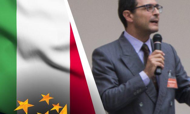 Armando Persico, Docente di imprenditorialità nelle scuole superiori