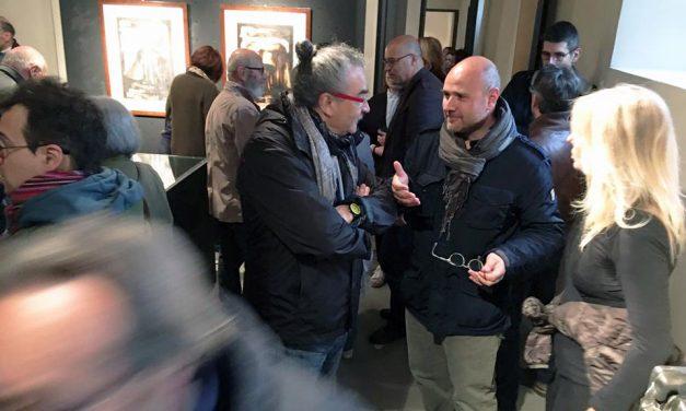 """Spazio Espositivo """"Le Stanze"""". Continua fino al 3 giugno la mostra """"Disegni e Sculture"""" di Gianni Grimaldi"""
