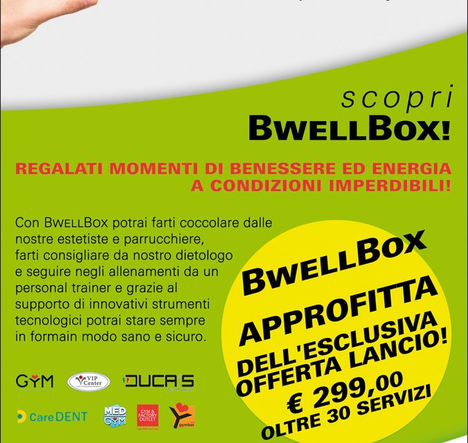 Bwell.It: Albino Wellness Point