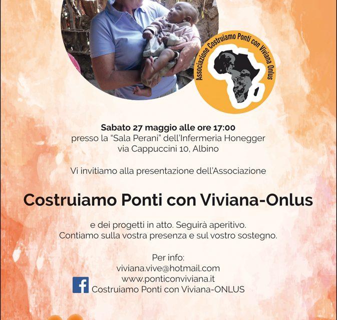 Continuiamo l'impegno di Viviana: 14 anni di dedizione all'Africa