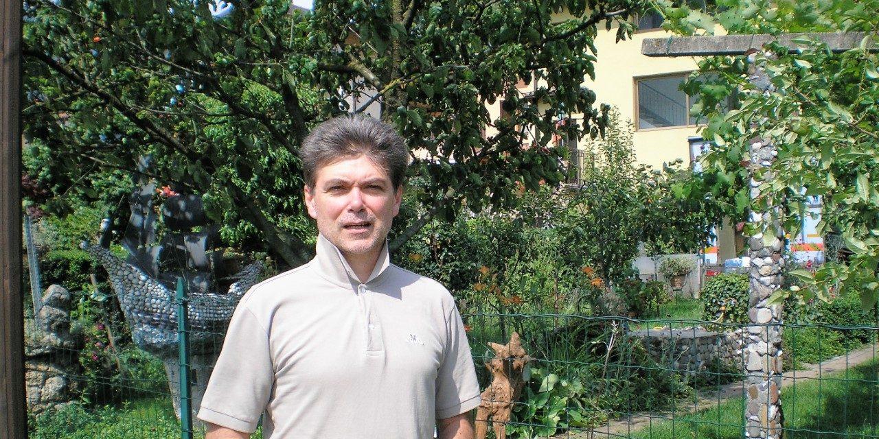 MAURIZIO MONZIO COMPAGNONI, Referente per la Val Seriana dell'ANRP