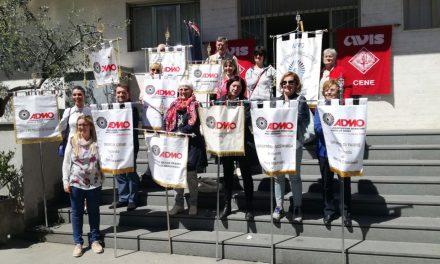 Il volontariato ha celebrato l'importanza della donazione. Festa per gli anniversari di Avis, Aido e Admo