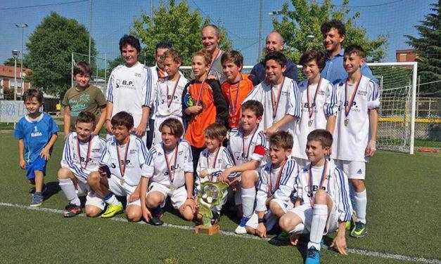 Polisportiva Vall'Alta: Campioni provinciali 2016-2017 Allievi ed Esordienti!