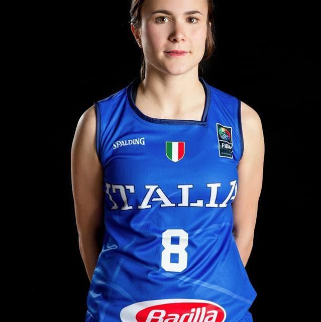 GIULIA GATTI, campionessa di basket
