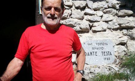 FRANCO TESTA, Presidente del GAV Vertova