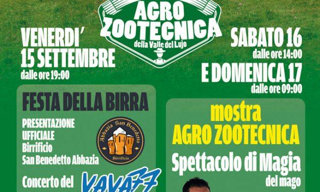 16 e 17 settembre, Abbazia: terza edizione della Mostra agro-zootecnica