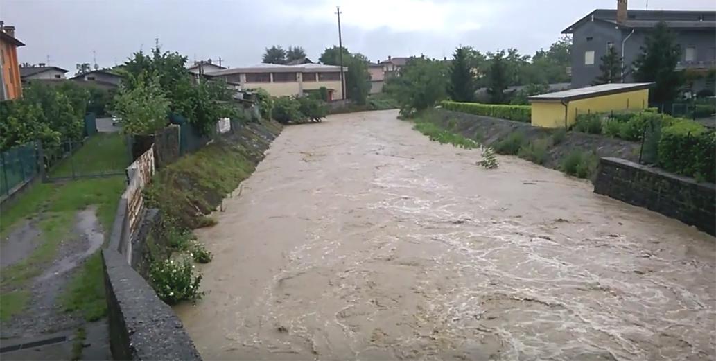 Pronto un piano di manutenzione per il torrente Cherio