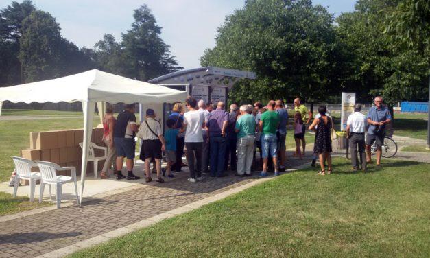 """Inaugurata la """"Casetta dell'Acqua"""": risparmi per le famiglie e attenzione all'ambiente"""