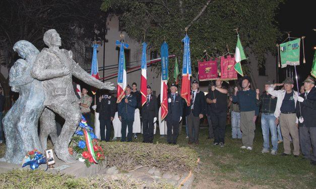 """20° anniversario del monumento al """"Servo di Dio"""" Salvo D'Acquisto"""