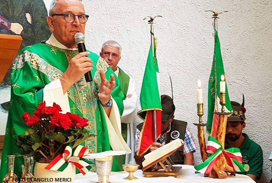 Festa per i 40 anni della chiesetta della località Plaz