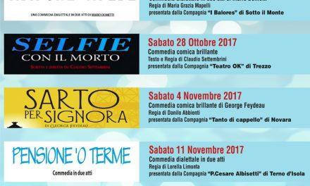 """Rassegna Teatrale…Solo Risate: a cura degli """"Amici del Teatro"""" Oratorio di Comenduno"""