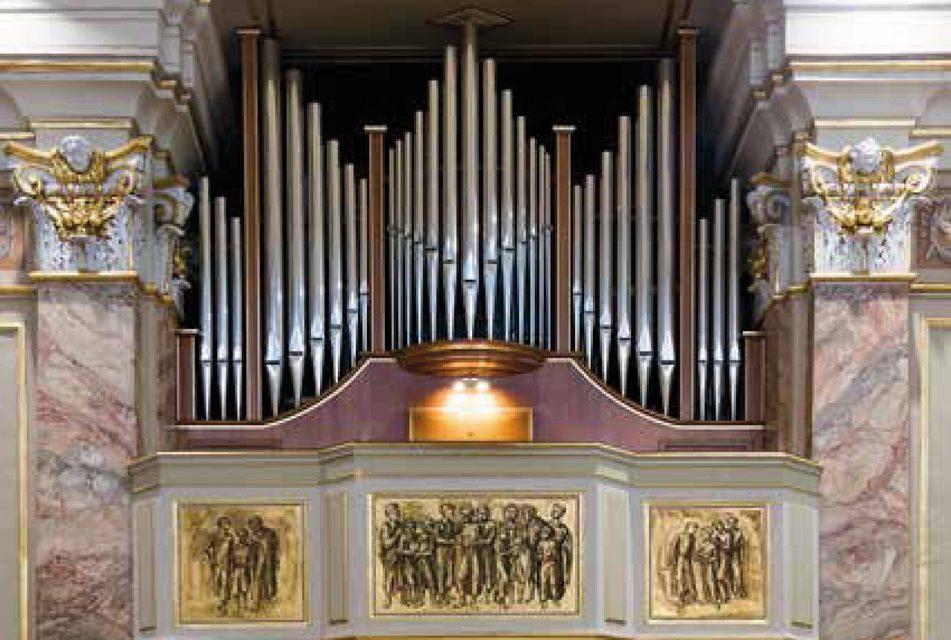 Concerto per l'inaugurazione del rinnovato organo Piccinelli della chiesa parrocchiale