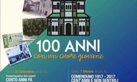 Un libro per commemorare i cento anni della parrocchiale di Comenduno