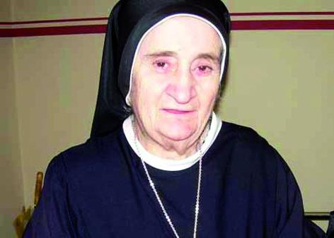 La comunità piange suor Assuntina Selini