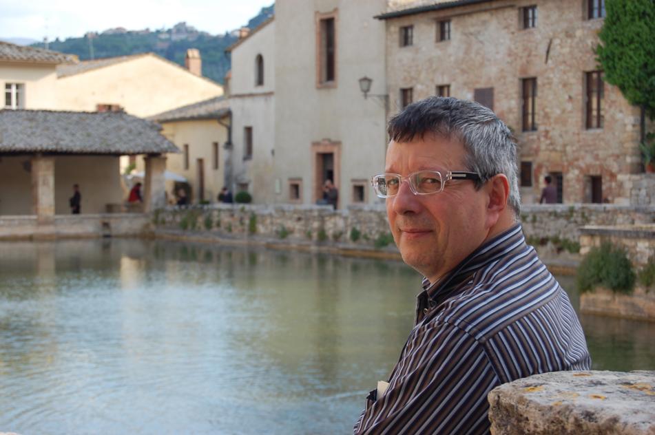 Gabriele Merelli, Rettore del Museo Parrocchiale di Vertova