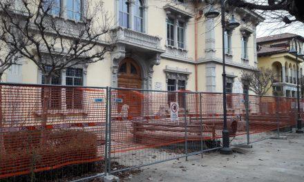 Restyling del Municipio, il traguardo è vicino