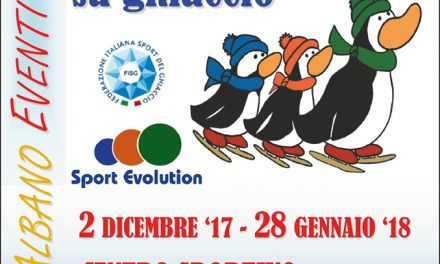 Winter Sport Village: un successo la pista di pattinaggio su ghiaccio