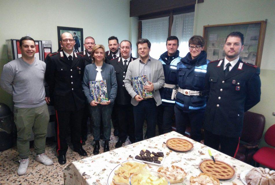 Rinnovata e più funzionale la Caserma della Stazione dei Carabinieri