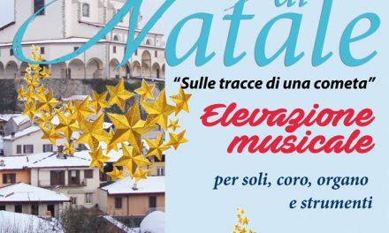 17 dicembre: la Corale Santa Cecilia in concerto