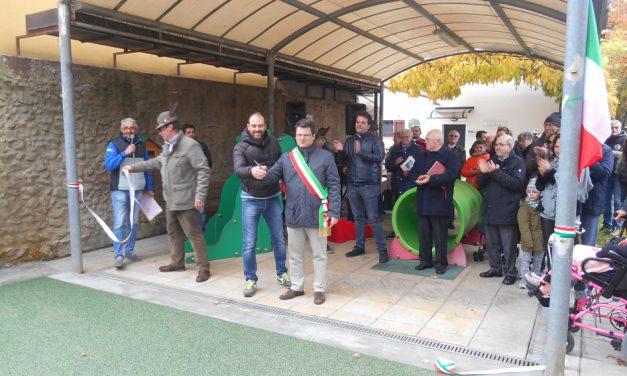 Club DeAlbì: inaugurata la nuova giostra