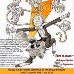 """""""Chat en poche"""", la nuova commedia 2018 della Compagnia Teatrale """"Franco Barcella"""""""