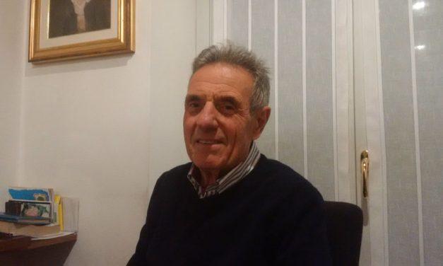 Lorenzo Pasinetti, Presidente del Centro Sociale Diurno Anziani di Trescore