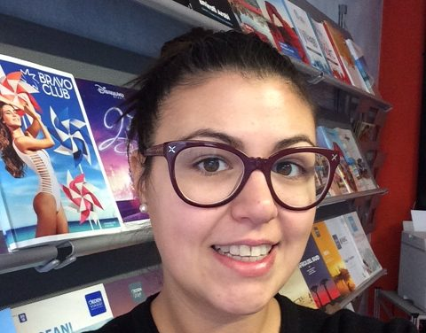 """Michela Guerini, Vice-presidente dell'Associazione Commercianti """"Arti e Mestieri"""" di Vertova"""