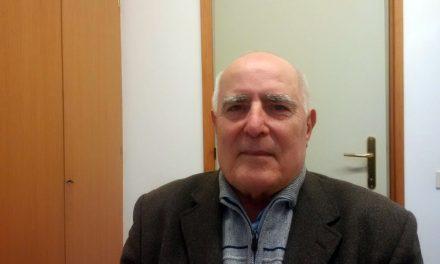 Gaetano Pezzoli, Presidente dell'Associazione Anziani e Pensionati di Albino