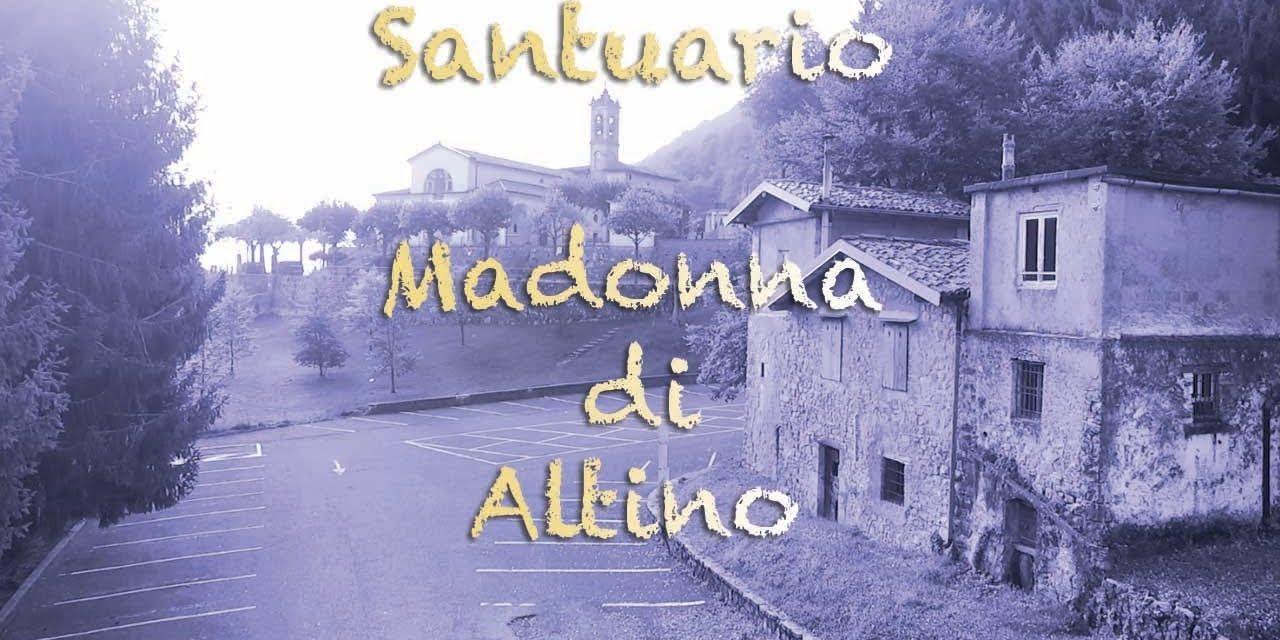 Un video presenta il santuario della Madonna di Altino